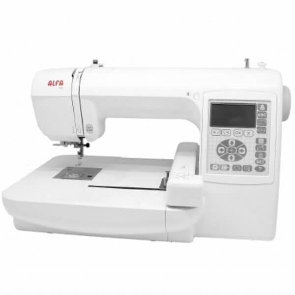 Maquina de bordar alfa 3150