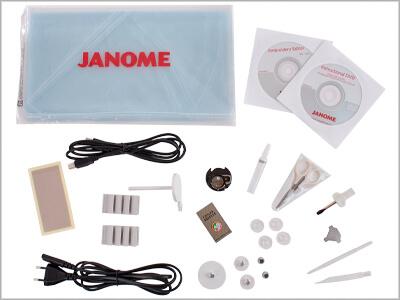 Acessórios Janome 550