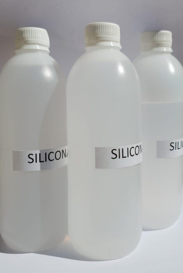 Oleo de Silicone para máquina de costura