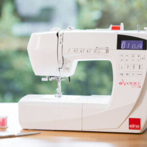 Máquina de costura elna 570A