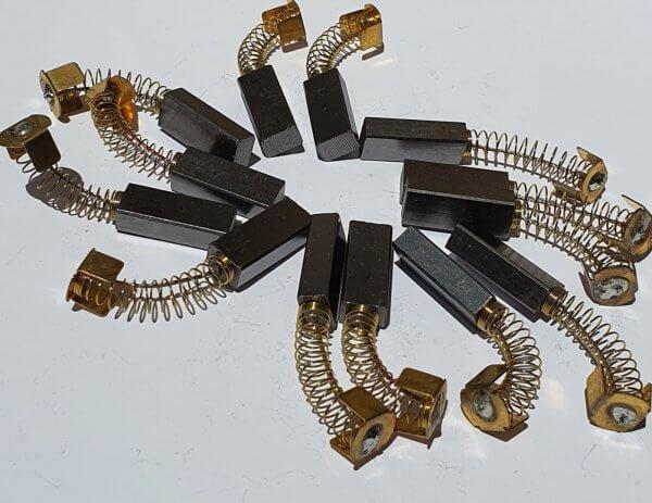escovas de motor semi industrial