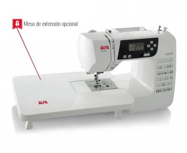 Máquina de costura alfa 2160