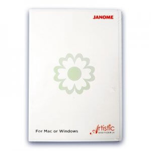Software Janome Artistic Digitizer
