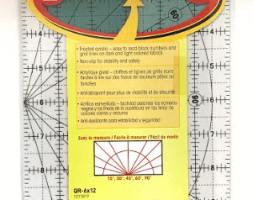 RÉGUA OLFA 6×12